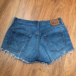 Original Levi shorts